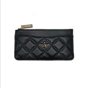♠️Kate Spade Natalia Large Slim Card Holder Wallet